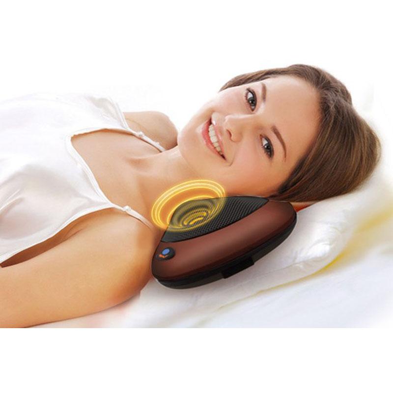 Польза и применение массажных подушек